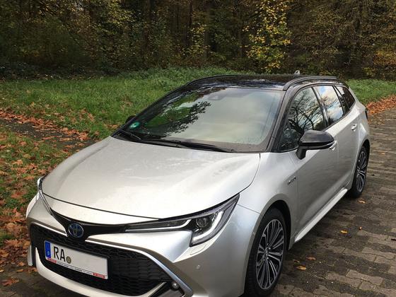 Corolla Touring Sports Selection