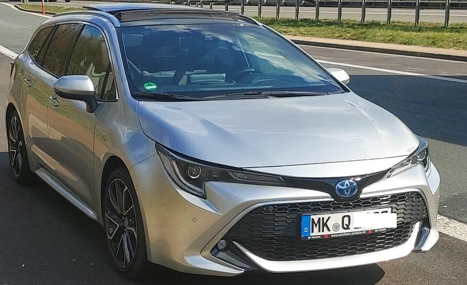 Mein Corolla Touring Sports 2.0 Lounge 2019